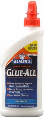 All-Purpose Glue, 8-oz.