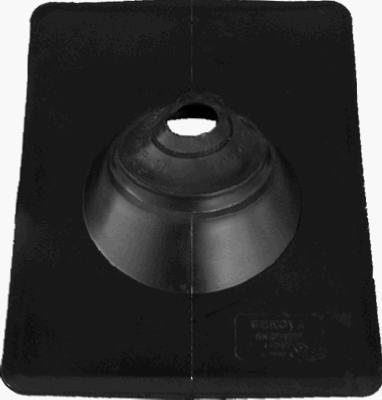 Roof Flashing, Thermoplastic, 1-1/4 x 1-1/2-In.