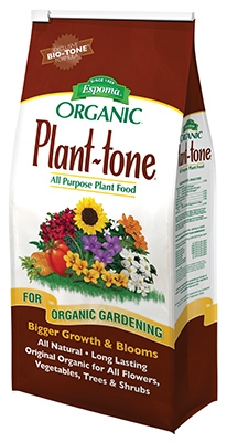 Plant Tone All-Natural Plant Food, 5-3-3, 36-Lb.