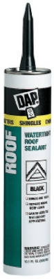 Asphalt Roof Sealant, 10-oz.