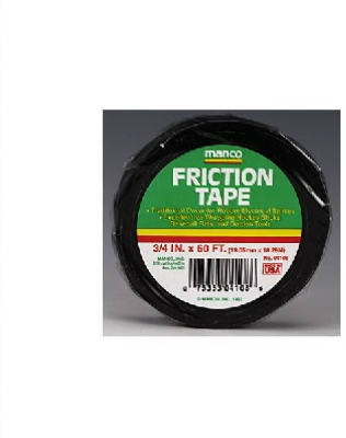 3/4-Inch x 60-Ft. Friction Tape