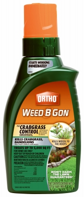 Weed-B-Gon Crabgrass Control 32-oz. Concentrate