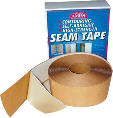 Seam Tape, Peel & Stick, 2-In. x 50-Ft.
