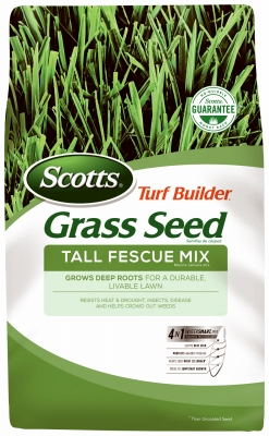 Turf Builder Tall Fescue Grass Seed Mix, 3-Lbs.