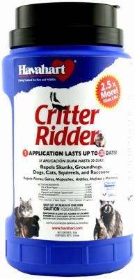Critter Ridder Animal Repellent, 5-Lbs.