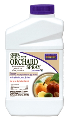 Insect & Disease Control Spray, Citrus, Concentrate, 1-Qt.