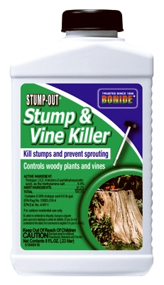 Vine & Stump Killer Concentrate, 8-oz.