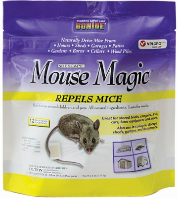 Mouse Magic Repellent, 12-Pk.