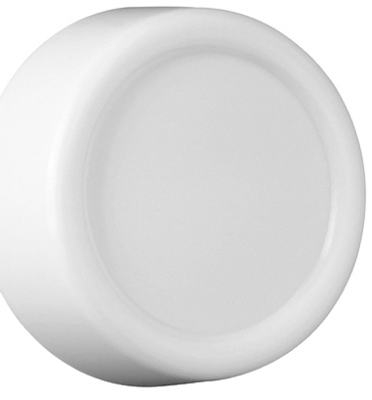 White Rotary Replacement Dimmer Knob