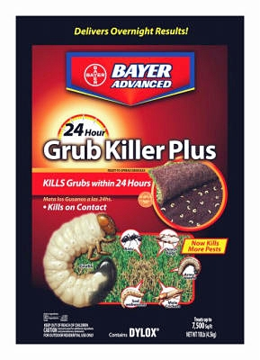 Advanced 24-Hour Grub Killer Plus, 10-Lbs.