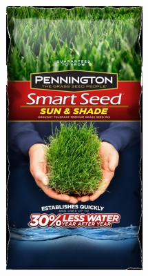 7-Lb. Smart Grass Seed Central Sun/Shade Mixture