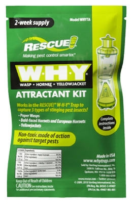Trap Attractant, For Why Trap