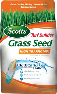 7-Lbs. Turf Builder High Traffic Grass Seed Mix