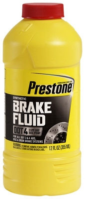 12-oz. DOT 4 Brake Fluid