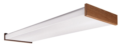 4' 2 Lamp T8 Wrap Light