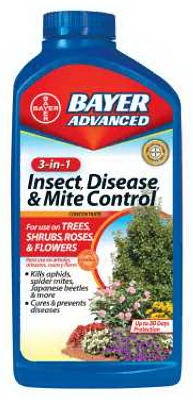 Advanced Insect, Disease & Mite Control, 32-oz. Concentrate