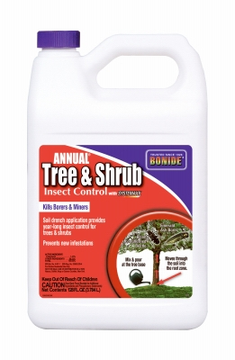 Tree & Shrub Insect Control Drench, 1-Gal.