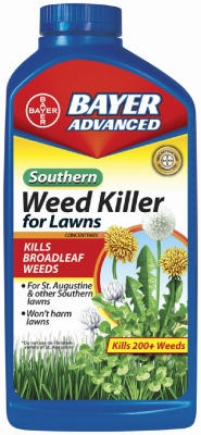 Advanced Weed Killer For Southern Lawns, 32-oz. Concentrate