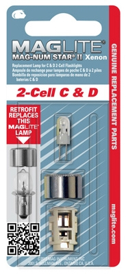 Magnum Star II Xenon 2-Cell Replacement Lamp