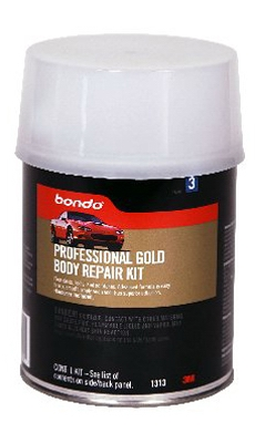 Pro Gold Body Repair Kit, 1-Qt.