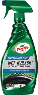 Wet 'N Black Tire Shine, 23-oz.