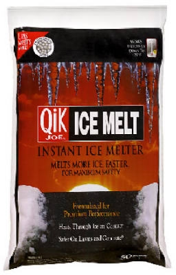 Ice Melt, Pellets, 50-Lb. Bag