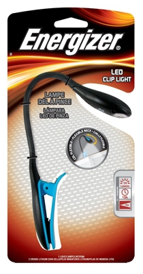 LED Flexible Clip Book Light