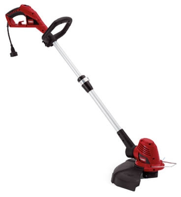 Electric String Trimmer with Walk-Behind Edging, 14-In.