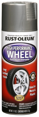 Wheel Coating, Steel, 11-oz.