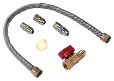Gas Heater Installation Kit