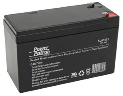 Sealed Lead Acid Battery, 12-Volt, 8-Amp