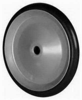 4-1/2 Inch Steel Utility Lawn Mower Wheel