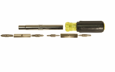 11-In-1 Multi-Bit Cushion Grip Screwdriver