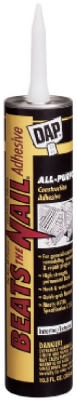 Construction Adhesive, 10.3-oz.