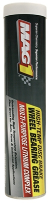 Hi-Temp Disc Brake Wheel Bearing Grease, 14-oz.