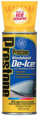 Windshield De-Icer, 11-oz.
