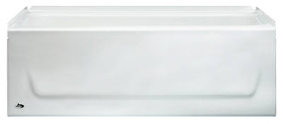 Kona 4-1/2-Ft. White Left-Hand Bathtub