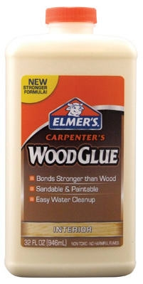 Carpenters Wood Glue, Qt.