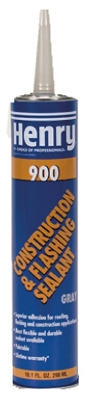 Construction Sealant, Gray 10.1-oz.