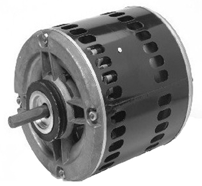 Inlet Cooler Motor, 1-HP, 2-Speed, 120-Volt