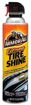 Aerosol Extreme Tire Shine, 15-oz.
