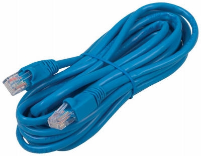 14-Ft. Blue Cat5 Cable