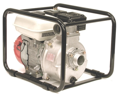 Liquid Transfer Pump, Aluminum, 145 GPM, 4.0-HP