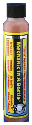 Mechanic In A Bottle Small Engine Additive, 4-oz.