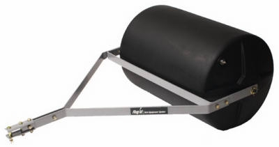 Poly Push/Pull Lawn Roller, 18 x 24-In.