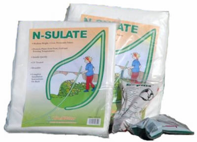 Plant & Vegetable Protective Fabric, 6 x 50-Ft.