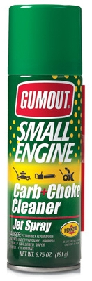 Jet Spray Small Engine Carb/Choke Cleaner, 6-oz.