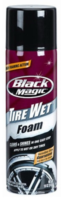 Tire Wet Foam, 18-oz.