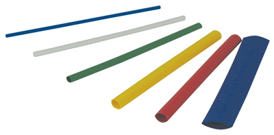 Heat Shrink Tubing, Assorted