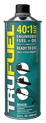 Pre-Mixed 40:1 Fuel & Oil, 32-oz.